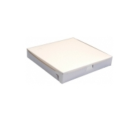 "10""L x 10""W x 1-1/2""H Medium Pizza Boxes 100/CS 