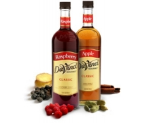 DaVinci Classic Flavored Syrups | Supplyvillage.com