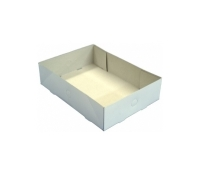 White #2 Donut Trays (Medium) 250 pcs | Supplyvillage.com