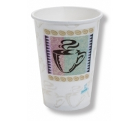 Dixie 20 oz. Perfect Touch Hot Cup | Supplyvillage.com