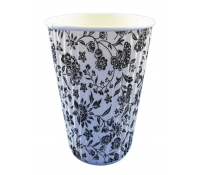 OPUS 16 oz. Insulated FL-Cups Blossom Design | SupplyVillage.com
