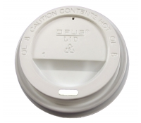 OPUS White Plastic Lids | SupplyVillage.com