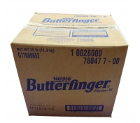 Butterfinger Candy Pieces - 25lb Case