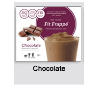 Big Train - Fit Frappe - Chocolate -Big Train - Fit Frappé™ Chocolate | Supply Village