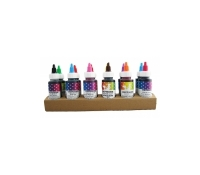 Chefmaster Neon Airbrush & Liqua-Gel Variety Pack | Supplyvillage.com