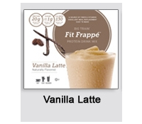 Big Train - Fit Frappe - Vanilla Latte -Big Train - Fit Frappé™ Vanilla Latte | Supply Village