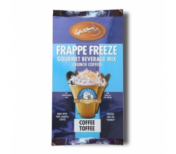 Caffe D'Amore Crunch Coffee - Coffee Toffee 2.75 lbs | Supplyvillage.com