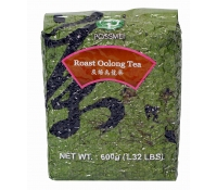 Roasted Oolong Tea Leaves