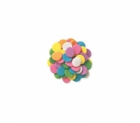 Sprinkle King Pastel Confetti Shapes 5lb Box | Supplyvillage.com