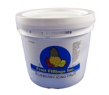 Fruit Fillings Blueberry Icing Fruit 10 lbs. | SupplyVillage.com