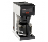Bunn - A10 10 Cup Pourover Coffee Brewer with 1 Warmer