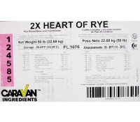 2x Heart of Rye - Rye Bread Base & Conditioner