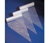 "Disposable Pastry Bags 12"" - 100 bags/box"
