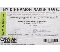 New York Cinnamon Raisin Bagel