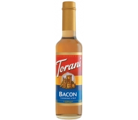 Torani Flavored Syrups - Bacon - 12.7 fl oz.