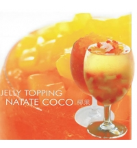 Jelly Topping & Natate Coco