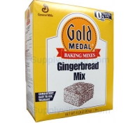 Gold Medal Baking Mixes Ginger Bread Mix 5 lbs in a yellow box