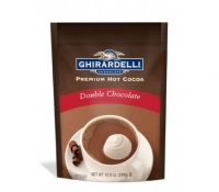 Ghirardelli - Double Chocolate Premium Hot Cocoa | SupplyVillage.com